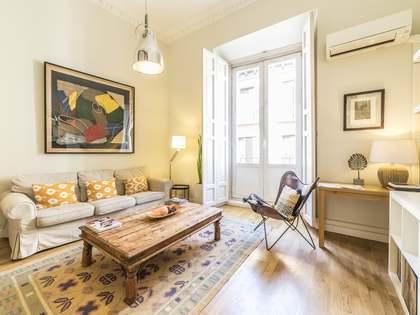 60 m² apartment for rent in Cortes / Huertas, Madrid