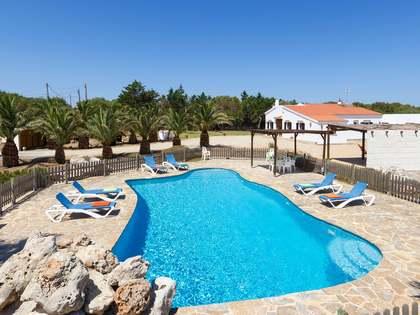290m² Landhaus zum Verkauf in Ciudadela, Menorca