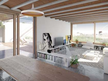 Apartmento de 174m² with 243m² terraço à venda em South Mallorca
