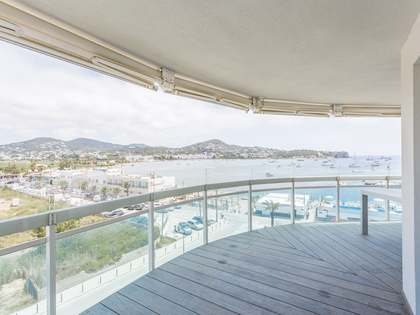 180m² Apartment with 19m² terrace for sale in Ibiza Town