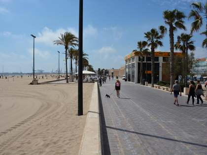 884m² plot for sale in Playa de la Malvarrosa, Valencia
