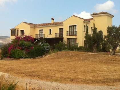 Lovely equestrian property for sale near Manilva, Málaga