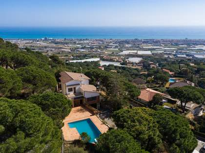357m² House / Villa for sale in Cabrils, Barcelona