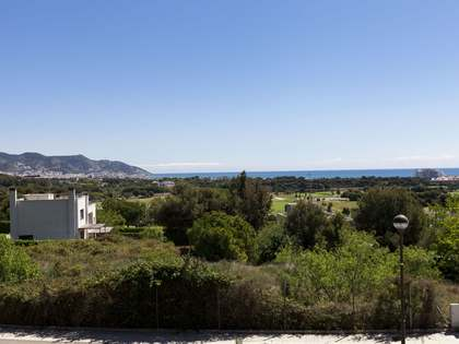 Attractive building plot for sale in Can Girona, near Sitges