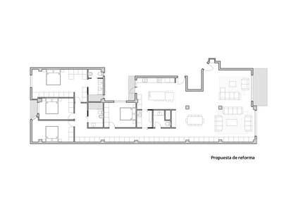 246m² Wohnung zum Verkauf in Gran Vía, Valencia
