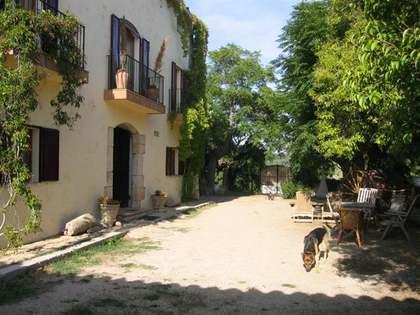 Casa rural en venta cerca de Barcelona