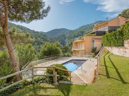 Maison / Villa de 167m² a vendre à Sa Riera / Sa Tuna avec 15m² terrasse