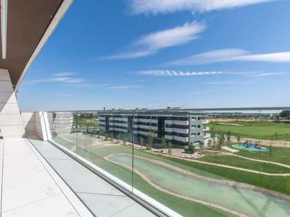 Квартира 239m², 39m² террасa на продажу в Посуэло, Мадрид