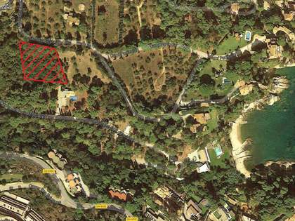 1,900 m² plot to buy in Fornells-Aiguablava in Begur