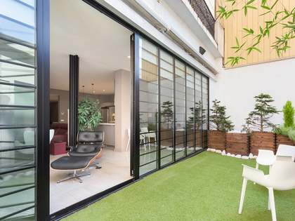 279m² Apartment with 32m² terrace for sale in Eixample Right