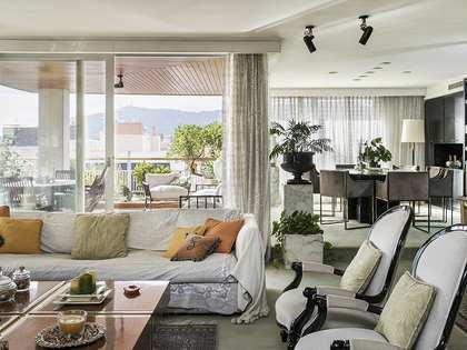 在 Sant Gervasi - Galvany, 巴塞罗那 380m² 出售 顶层公寓 包括 200m² 露台