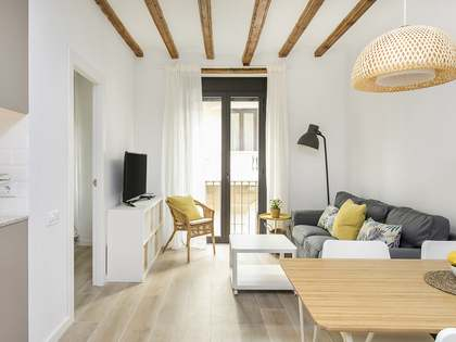 50m² Apartment for rent in El Raval, Barcelona