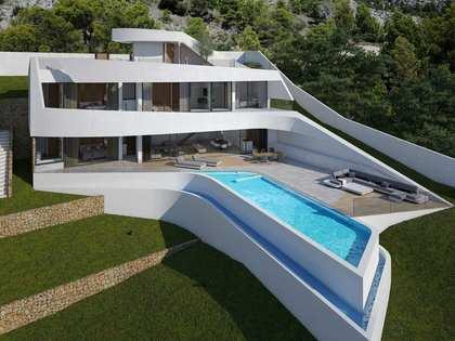 412m² Hus/Villa till salu i Altea, Costa Blanca