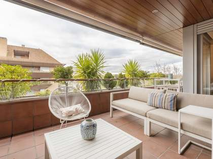 190m² Apartment with 30m² terrace for sale in Pozuelo