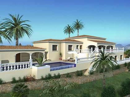521m² House / Villa with 208m² terrace for sale in Cumbre del Sol