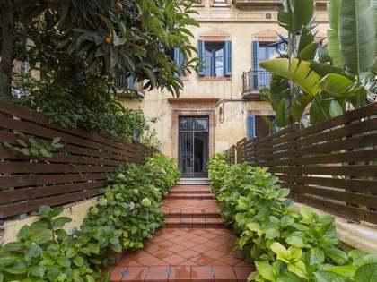 Appartement de 180m² a louer à Sant Gervasi - La Bonanova avec 73m² de jardin