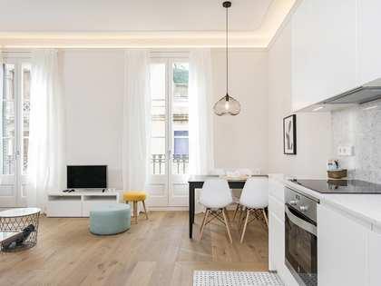 Appartement van 69m² te huur met 8m² terras in Gracia