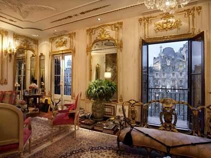 Apartamento lujoso en venta en el centro de Barcelona
