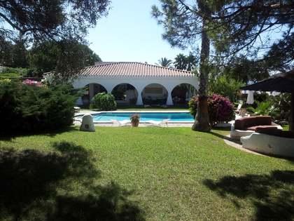 Villa de 200m² con 1.800m² de jardín en venta en Menorca