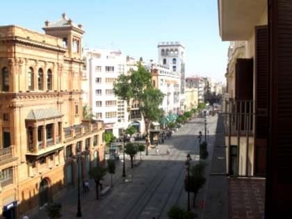 Piso en restauración situado en el casco antiguo de Sevilla