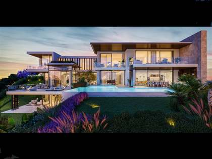 Terrain à bâtir de 901m² a vendre à Est de Marbella