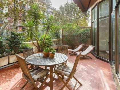 Piso con 29 m² de terraza en venta en Eixample Derecho
