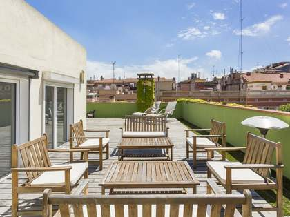62m² penthouse with 165m² terrace for sale in Galvany