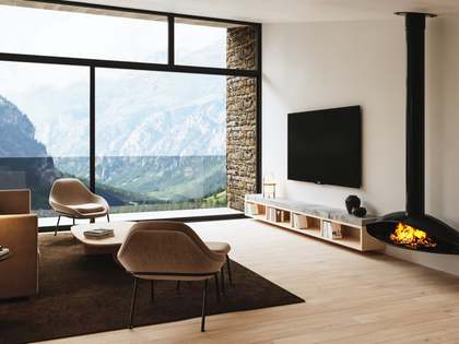 190m² Lägenhet med 28m² terrass till salu i Ordino, Andorra