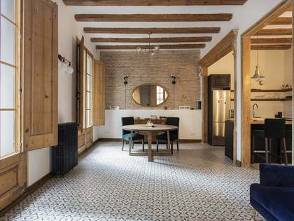 Lägenhet till uthyrning i El Born, Barcelona