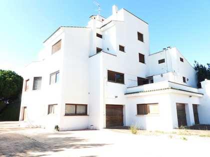 Villa con vistas al mar y la montaña en venta en Campolivar