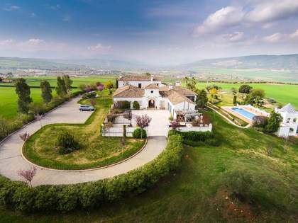 Modern cortijo for sale near Ronda