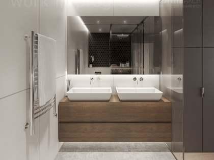 Appartement de 80m² a vendre à Escaldes avec 27m² terrasse