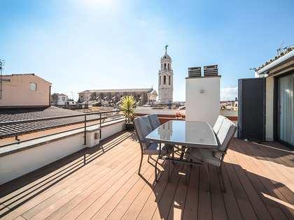 175m² Apartment with 40m² terrace for sale in Vilanova i la Geltrú