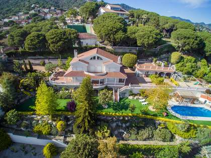Villa de 600 m² en venta en Premià de Dalt, Maresme