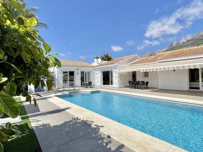 casa / vil·la de 258m² en venda a Finestrat, Alicante