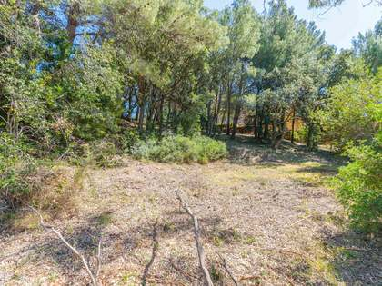 1,272 m² plot for sale in Tamariu