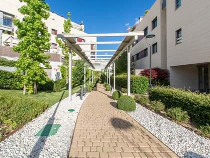 Piso de 167 m² con 100 m² de jardín en venta en Aravaca