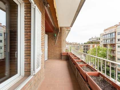 174m² Apartment with 10m² terrace for sale in Sant Gervasi - La Bonanova