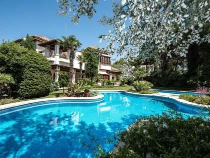 Casa / Villa de 767m² con 146m² terraza en venta en La Zagaleta