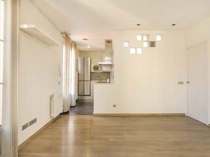 90 m² apartment for rent in Gracia, Barcelona