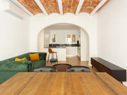 75m² Apartment for rent in El Raval, Barcelona