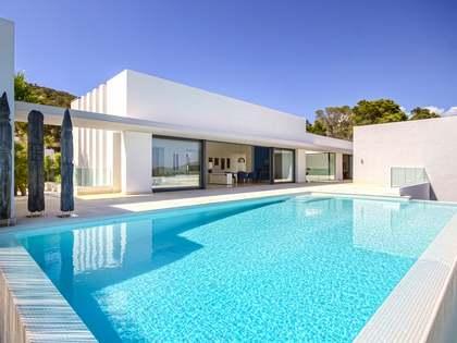 Villa de lujo de obra nueva en venta en Vista Alegre, Ibiza