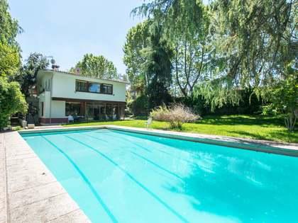 739m² House / Villa for sale in Pozuelo, Madrid