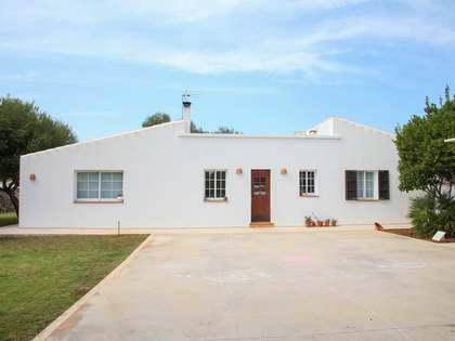 Masia de 190m² en venda a Ciudadela, Menorca