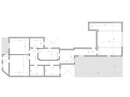 Attico di 166m² con 40m² terrazza in vendita a El Pla del Remei