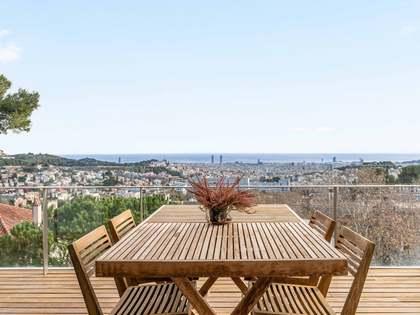 在 Sant Gervasi - La Bonanova, 巴塞罗那 213m² 出售 房子 包括 125m² 露台