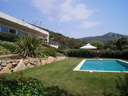 Villa en venta en Begur, cerca de Aiguablava en la Costa Brava