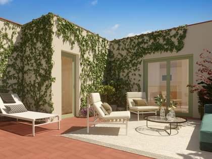 Ático con 40 m² de terraza en alquiler en Sant Gervasi - Galvany
