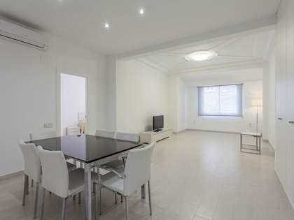 Piso de 140m² con 8m² terraza en alquiler en El Mercat