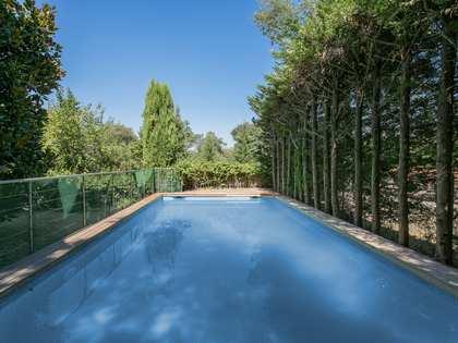 Casa de 422 m² con 90 m² de jardín en venta en Vallvidrera